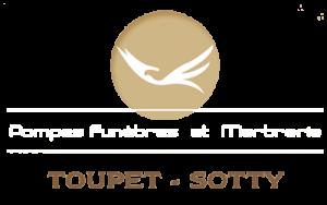 Logo Pompes Funèbres Toupet Sotty Marbrerie